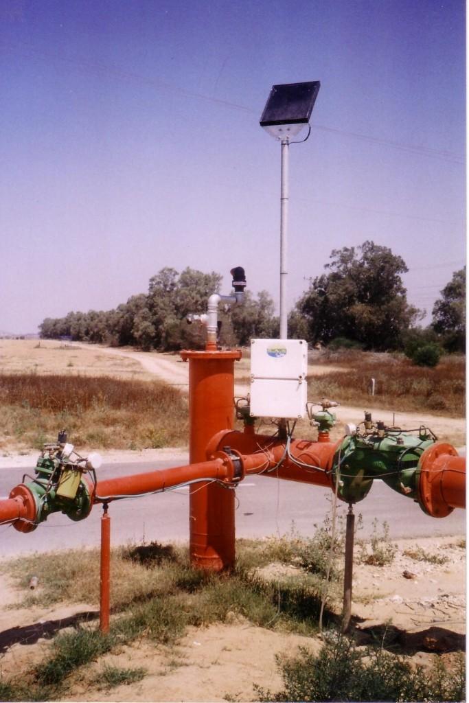 מערכת מיהול להשקיה